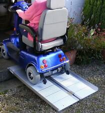 DDA Mobility Scooter Wheelchair Folding Suitcase Ramp 4ft 1.2m Long