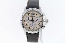 Men's Raymond Weil 4899-STC-00809 Tango Chronograph Leather Band Watch