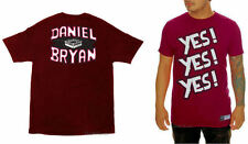 NEW Wrestler Wrestling WWE DANIEL BRYAN YES! YES! YES! WWE Tee T-Shirt MEN'S 2XL