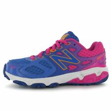 New Balance Kids KJ680v3 Lace Running Cross Training Sports Shoes Girls