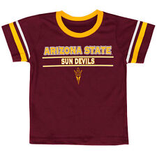 Arizona State Sun Devils Colosseum Infant Tackle T-Shirt - Maroon - College