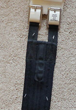 "english girth Aerborn soft polyester girth roller buckles black 50"", brown 48"""