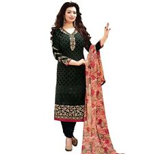 Designer Wedding Embroidered Georgette Salwar Kameez Suit Indian Dress-Ayesha-03