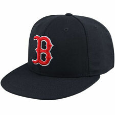 Boston Red Sox New Era Youth AC On-Field 59FIFTY Fitted Hat - Navy - MLB