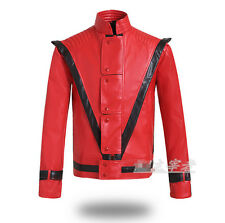 Punk Mens Jackets Leather Coats Outwear Motorcycle Stand Collar Slim Fit Fashion