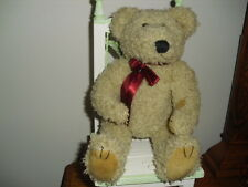 """BOYDS PLUSH BEAR   12"""" TAG JOINTED"""