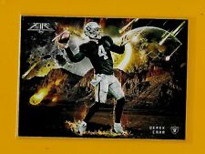 DEREK CARR OAKLAND RAIDERS ROOKIES YOU PICK THE CARDS YOU WANT