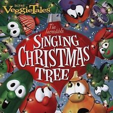 The Incredible Singing Christmas Tree by VeggieTales (CD, Sep-2005, Big Idea...