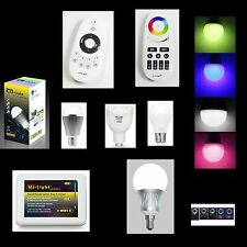 Milight E27 6W LED RGB Warm White Bulb Lamp can controlled by Remote and WIFI