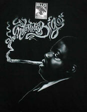Notorious BIG Biggie Smalls FOREVER T-Shirt Shirt Cigarr Cigar XXL XXXL