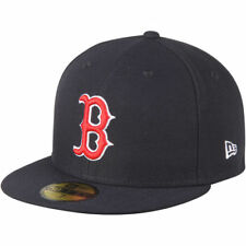 New Era Boston Red Sox Fitted Hat - MLB