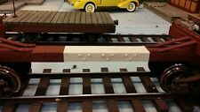 Two 1:20.3/1:22.5 Extension for the G scale Bachmann Skeleton Log Car