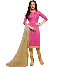 Designer Silk Embroidered Salwar Kameez Suit Dress Ready to Wear-LT-Nishtha-515