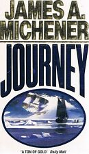 Journey by Michener James - Book - Paperback - Fiction - Thrillers