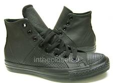 Converse All Star Chuck Taylor CT Multi Panel Hi Black Leather Mens Trainers 7