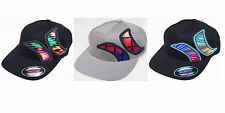 "HURLEY BDST RESIST CURVED BRIM FLEXFIT HAT CAP BRAND NEW ""U PICK SIZE/COLOR"""