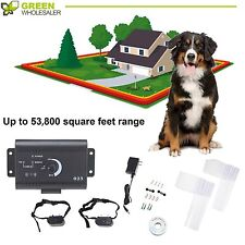Waterproof 2 3 dogs Underground Shock Collar Electric Dog Fence Fencing System
