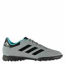 adidas Kids Goletto Astro Turf Trainers Junior Boys Lace Up Shoes Contrasting