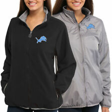 Detroit Lions NFL Pro Line Women's Reversible Jacket - Gray - NFL