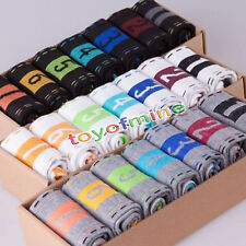 7 Pairs Men's Top Fashion Casual Dress Socks Cotton Ankle Week Crew Socks
