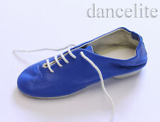 SALE - FULL SOLE JAZZ SHOES - ASSTD COLOURS/SIZES - DANCE - BUY ONE SIZE LARGER