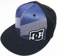 DC SHOES BRODADDY FLAT BRIM FLEXFIT HAT CAP BRAND NEW
