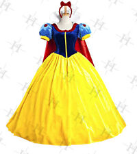 Sexy Disney Womens Snow White Princess Fever Fairytale Costume Fancy Dress Fun