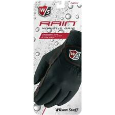 Wilson Staff Rain Glove - Pair Of Mens Wet Weather Golf Gloves