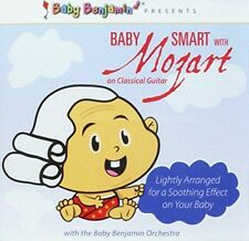 BABY BENJAMIN ORCHESTRA - BABY SMART WITH MOZART NEW CD