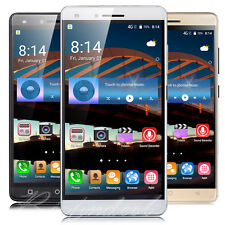 Unlocked 5.0'' Luxury Mobile Phone 3G Android 6.0 Dual SIM Quad Core Smartphone