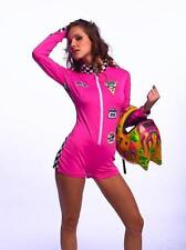 Sexy Racer Girl Outfit Costume F1177