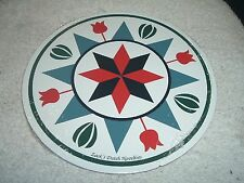 """ZOOK Novelties 8"""" HEX SIGN, Goodwill  (H-16) 1 sign, Choice of Color"""