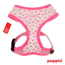 Choose Size - PUPPIA - COSMIC - Dog Puppy Harness - Pink