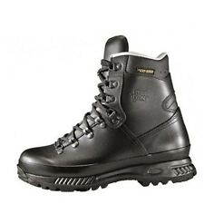 Hanwag Outdoor Boots Mens Special Force GTX Durable Black H9308
