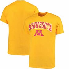 Minnesota Golden Gophers Campus T-Shirt - Gold - College