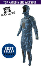 Body Glove 5mm EX3 Men's Free Dive Camo Wetsuit- Camouflage Wetsuit BEST SELLER