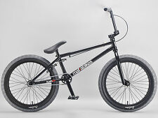 Mafiabikes KUSH 2+ 20 inch bmx bike boys girls Black 20""