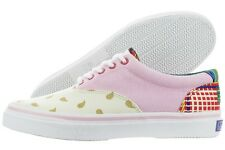Sperry Top-Sider EB Striper Caddy STS12053 Multi Color Canvas Shoes Medium Men
