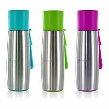 New 500ml Hot Stainless Steel Tea Water Flask Vacuum Thermos Cup Travel Mug UK