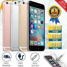 Apple iPhone 6 No Finger Sensor Factory Unlocked Smartphone 4G LTE DualCore 8MP
