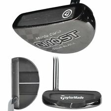 "TAYLORMADE GHOST TOUR BLACK MONTE CARLO SUPERSTROKE PUTTER 34"" INCH RH USED"