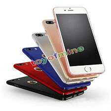 Luxury Ultra Thin Slim Matte Hard Back Case Cover for Apple iPhone 7 & 7 Plus =
