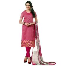 Ready to Wear Brocade Silk Salwar Kameez Suit Indian Pakistani Dres-Zareen-47010