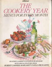 The Cookery Year Menus for Every Month - Robert Carrier Margaret Costa & Prue...