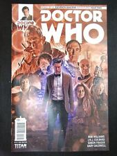 Titan Comics: DOCTOR WHO: THE ELEVENTH DOCTOR YEAR TWO #13 OCTOBER 2016 # 17I36