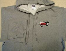 Ford 8N Tractor Pullover,Hooded Pullover,Full Zip Hooded Sweatshirt-6 colors