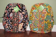 NWT Vera Bradley PROVENCAL or VERSAILLES Retired Travel Purse Everyday BACKPACK