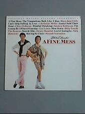 """(  Music From The Motion Picture Soundtrack """"A Fine Mess""""  )  (ID:14750)"""