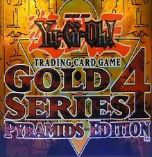 YuGiOh - YGO - Gold Series 4 - Pyramids Edition - GLD4 - 031 - 050 New! Top Mint