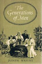 The Generations Of Men by Wright Judith - Book - Paperback - Australian History